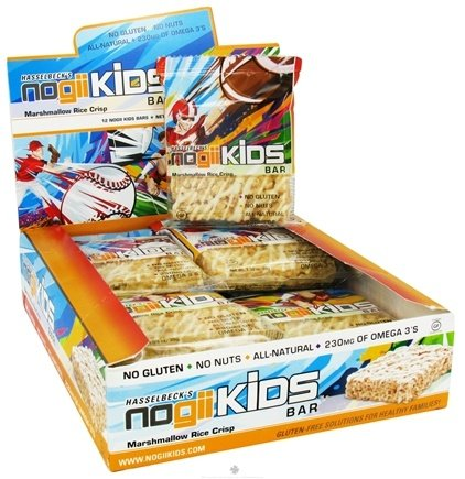 DROPPED: NoGii - Kids Bar Marshmallow Rice - 1.39 oz.
