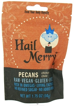 DROPPED: Hail Merry - Pecans Chimayo Chile - 1.75 oz.