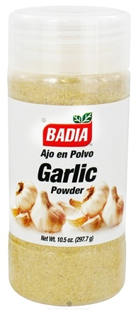 DROPPED: Badia - Garlic Powder - 10.5 oz. CLEARANCE PRICED