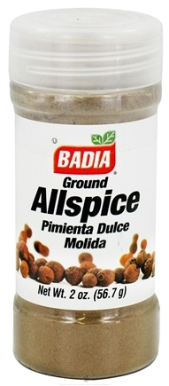 DROPPED: Badia - Ground Allspice - 2 oz. CLEARANCE PRICED
