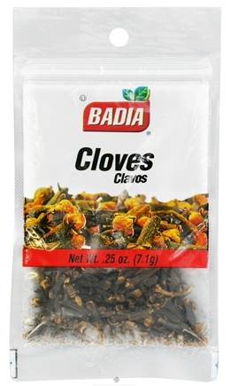 DROPPED: Badia - Cloves - 0.25 oz. CLEARANCE PRICED