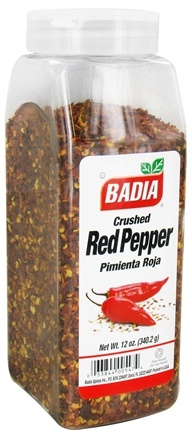 DROPPED: Badia - Crushed Red Pepper - 12 oz. CLEARANCE PRICED