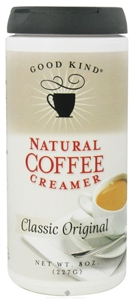 DROPPED: GoodKind - Natural Coffee Creamer Classic Original - 8 oz.