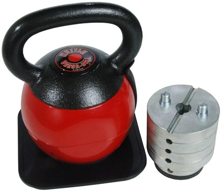 Stamina Products - Kettle Versa-Bell Adjustable Pair 05-3036 - 36 lbs.
