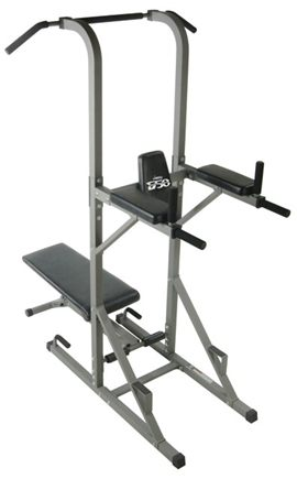 DROPPED: Stamina Products - Power Tower with Adjustable Bench 50-1750