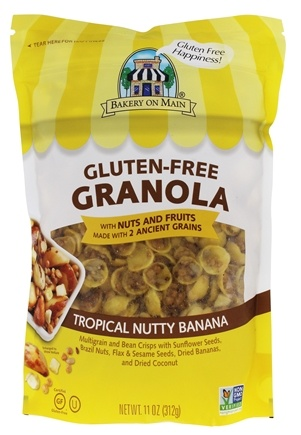 Bakery On Main - Granola Gluten Free Rainforest - 12 oz.