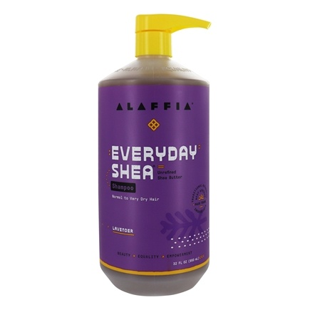 Everyday Shea - Moisturizing Shampoo Lavender - 32 oz.