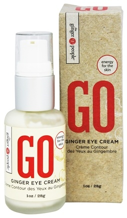 DROPPED: Ginger People - GO Ginger Eye Cream - 1 oz.