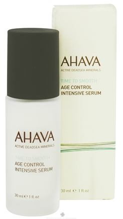 DROPPED: AHAVA - Time To Smooth Age Control Intensive Serum - 1 oz. CLEARANCE PRICED