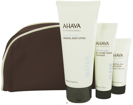 DROPPED: AHAVA - My Skin Reborn Starter Kit - 4 Piece(s) CLEARANCE PRICED