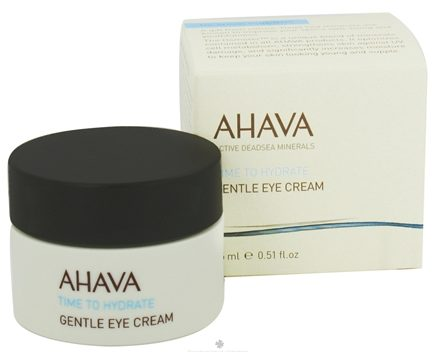 DROPPED: AHAVA - Time To Hydrate Gentle Eye Cream - 0.51 oz. CLEARANCE PRICED