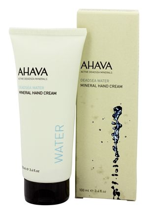 AHAVA - DeadSea Water Mineral Hand Cream - 3.4 oz.