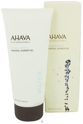 DROPPED: AHAVA - DeadSea Water Mineral Shower Gel - 6.8 oz. CLEARANCE PRICED