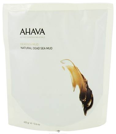 DROPPED: AHAVA - DeadSea Mud Natural Dead Sea Mud - 13.6 oz. CLEARANCE PRICED