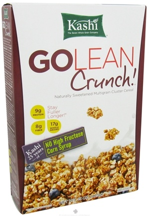 DROPPED: Kashi - GoLean Crunch Cereal - 15 oz. CLEARANCE PRICED