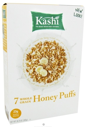 DROPPED: Kashi - 7 Whole Grain Cereal Honey Puffs - 10.75 oz.