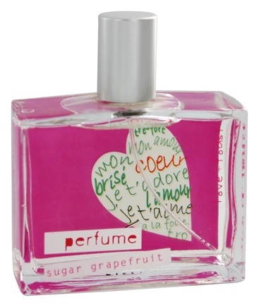 Love & Toast - Perfume Sugar Grapefruit - 3.5 oz.
