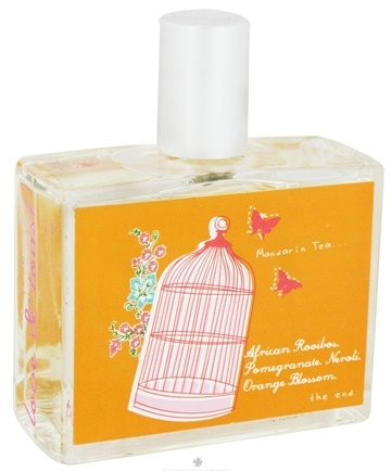 DROPPED: Love & Toast - Perfume Mandarin Tea - 3.5 oz. CLEARANCE PRICED