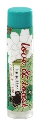 Love & Toast - Lip Butter Coconut Lime - 0.15 oz.