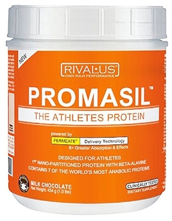 DROPPED: Rivalus - Promasil Milk Chocolate - 1 lb. CLEARANCE PRICED