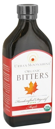 Urban Moonshine - Organic Bitters Maple - 8.4 oz.
