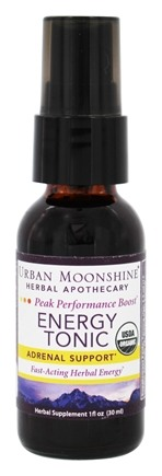 Urban Moonshine - Organic Energy Tonic - 15 ml.