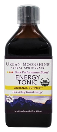 Urban Moonshine - Organic Energy Tonic - 8.4 oz.