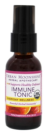 Urban Moonshine - Organic Immune Tonic - 10 ml.