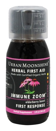 Urban Moonshine - Immune Zoom - 2 oz.
