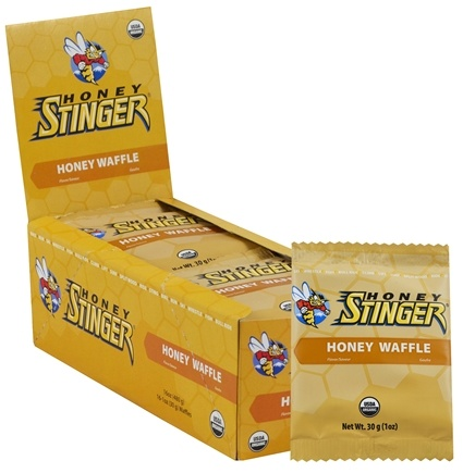 DROPPED: Honey Stinger - Organic Stinger Waffle Honey - 1 oz.