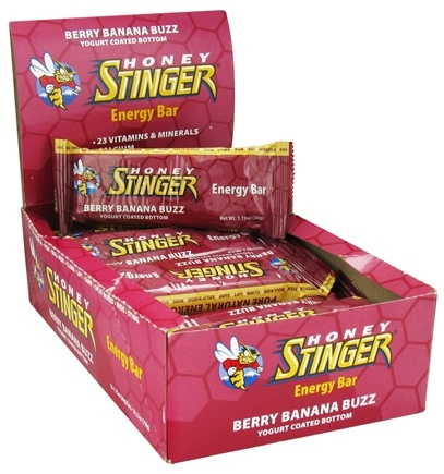 DROPPED: Honey Stinger - Energy Bar Berry Banana Buzz - 1.75 oz. CLEARANCE PRICED