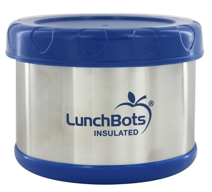 LunchBots - Insulated Thermal Dark Blue - 16 oz.
