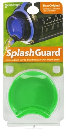 DROPPED: Guyot Designs - SplashGuard Original Size Grass Green - CLEARANCE PRICED