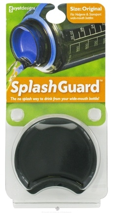 DROPPED: Guyot Designs - SplashGuard Original Size Black - CLEARANCE PRICED