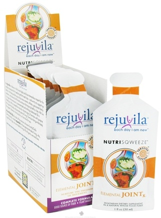 DROPPED: Rejuvila - NutriSqweeze Elemental Joint - 12 Packet(s) CLEARANCE PRICED