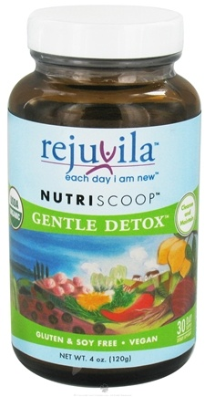 DROPPED: Rejuvila - NutriScoop Gentle Detox - 4 oz. CLEARANCE PRICED