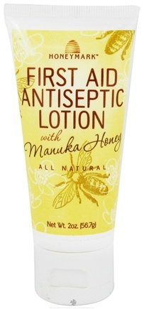 DROPPED: Honeymark - First Aid Antiseptic Lotion with Manuka Honey - 2 oz.