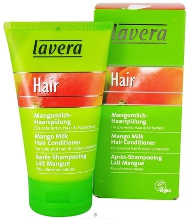 DROPPED: Lavera - Conditioner For Colored Hair Mango Milk - 5 oz.