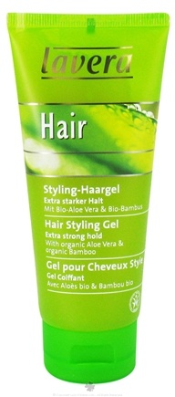 DROPPED: Lavera - Hair Styling Gel Extra Strong Hold - 3.2 oz.