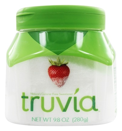 Truvia - Nature's Calorie Free Erythritol Sweetener - 9.8 oz.