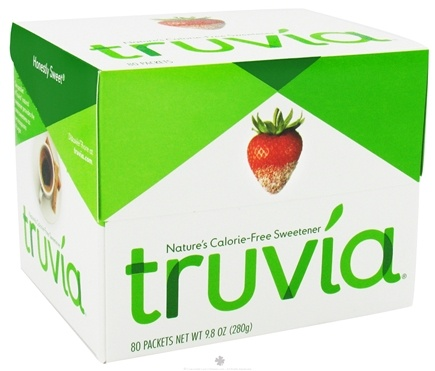 DROPPED: Truvia - Nature's Calorie Free Erythritol Sweetener - 80 Packet(s) CLEARANCE PRICED