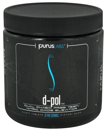 DROPPED: Purus Labs - D-Pol - 90 Tablets CLEARANCE PRICED