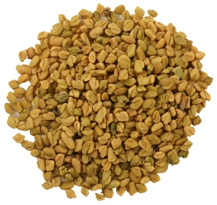Frontier Natural Products - Fenugreek Seed Whole - 1 lb.