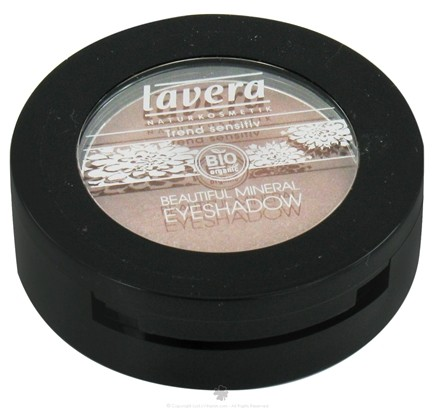 DROPPED: Lavera - Beautiful Mineral Eyeshadow Chocolate Brown - 0.05 oz. CLEARANCE PRICED