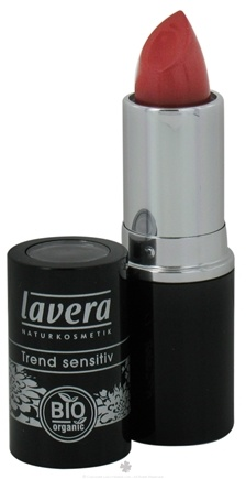 DROPPED: Lavera - Beautiful Lips Lipstick Red Berry Charm - 0.15 oz. CLEARANCE PRICED