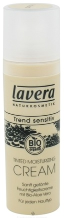 DROPPED: Lavera - Tinted Moisturizing Cream Natural - 1 oz. CLEARANCE PRICED