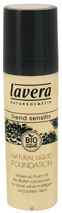 DROPPED: Lavera - Natural Liquid Foundation Ivory - 1 oz.