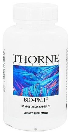 DROPPED: Thorne Research - Bio-PMT - 60 Vegetarian Capsules CLEARANCE PRICED