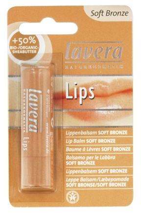 DROPPED: Lavera - Lip Balm Soft Bronze - 0.15 oz. CLEARANCE PRICED
