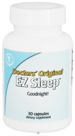 DROPPED: Dr. Harris Original - EZ Sleep - 30 Capsules CLEARANCE PRICED